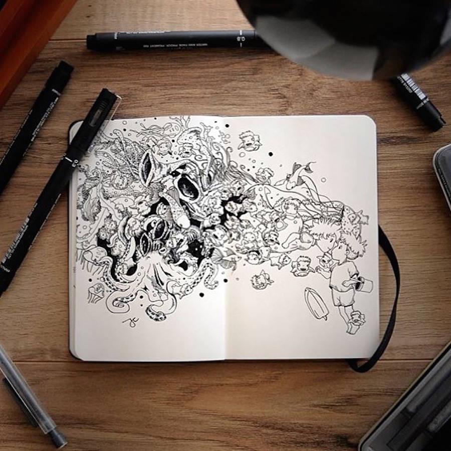 dessins-Joseph-Catimbang -11