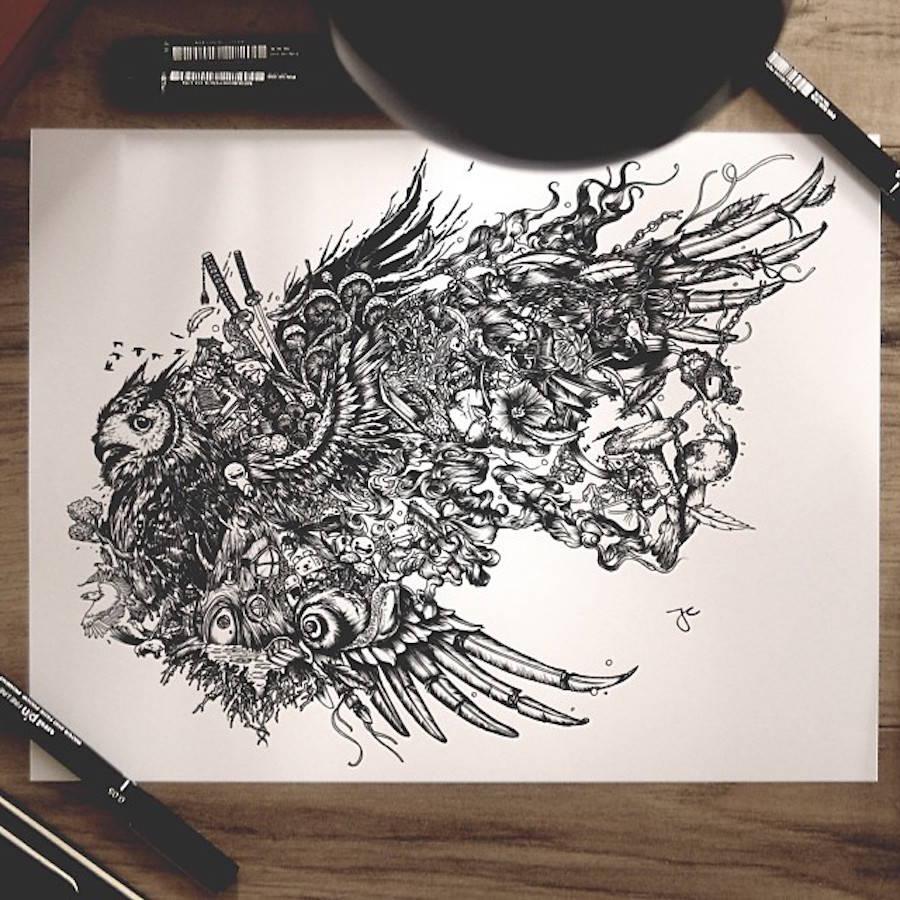 dessins-Joseph-Catimbang -7