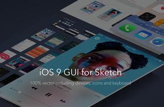 Telecharger le Kit vectoriel d' iOS 9 1