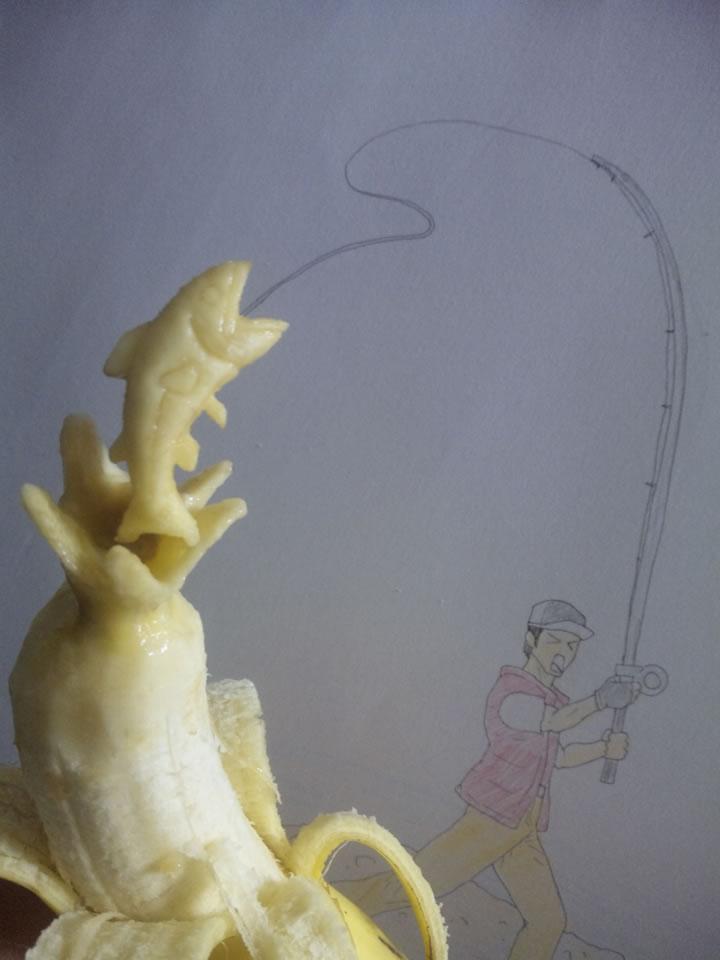 banana-challenge-sculpture-banane-1