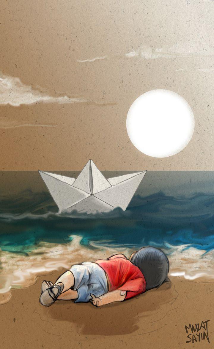hommage Aylan Kurdi-12