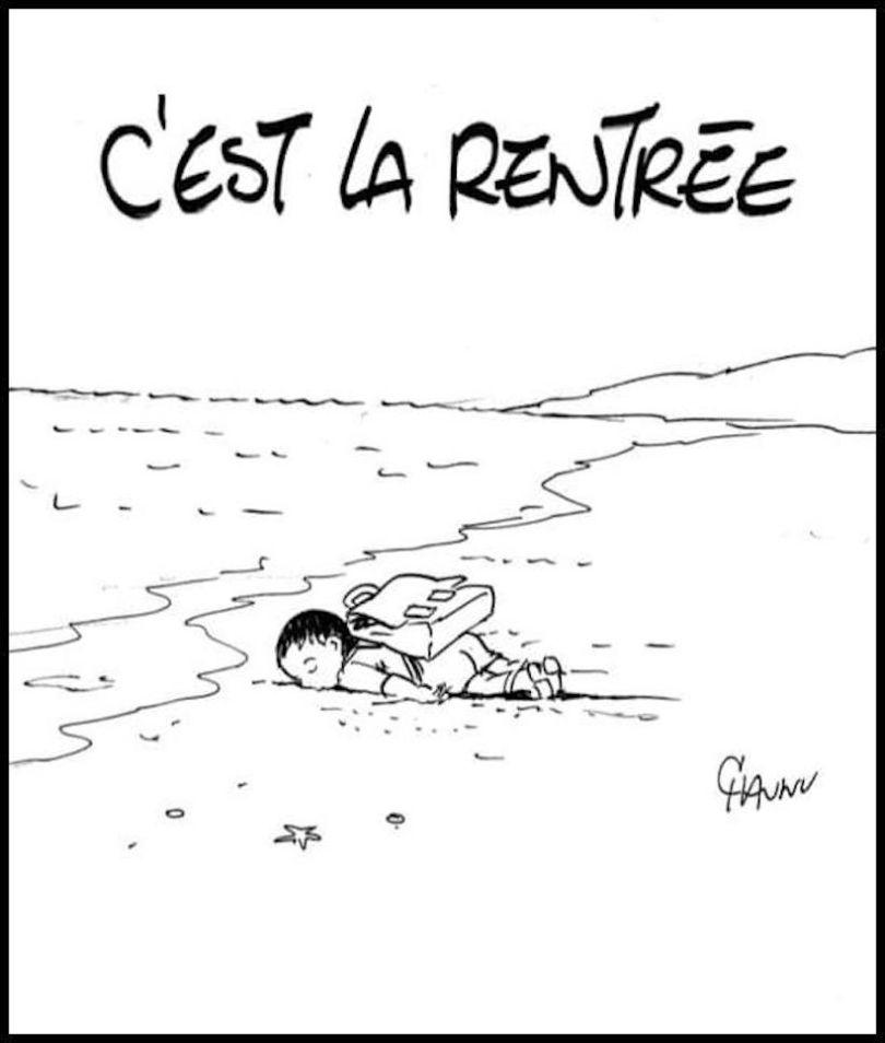 hommage Aylan Kurdi-19