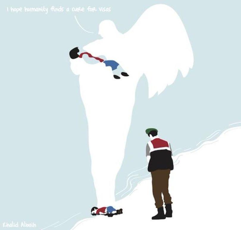 hommage Aylan Kurdi-22