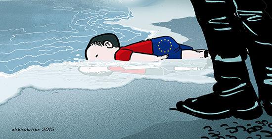 hommage Aylan Kurdi-5