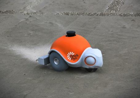 BeachBot : Un robot pour réaliser des dessins sur la plage 5