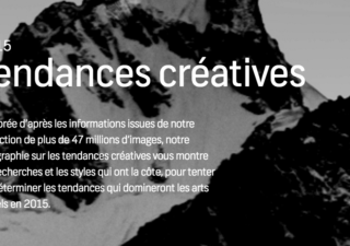 Les grandes tendances créatives et chromatiques 2015