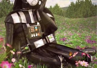 Et si les personnages de Star Wars étaient en vacances ? 1