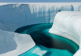 Timelapse : la fonte des grands glaciers en accéléré 1