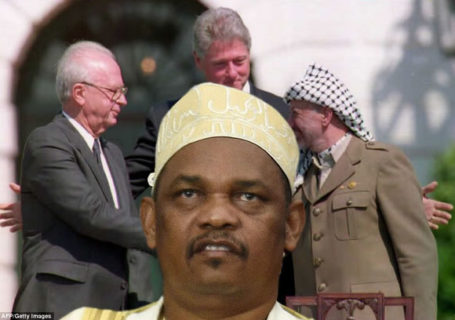 16 parodies PhotoBomb du président des Comores #COP21 4