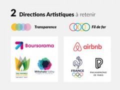 Infographie : Les tendances des logos 2016 1