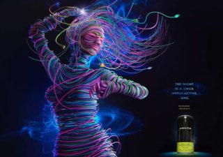 100 publicités créatives de Décembre 2015