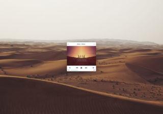 Redesign de l'interface de Spotify 1
