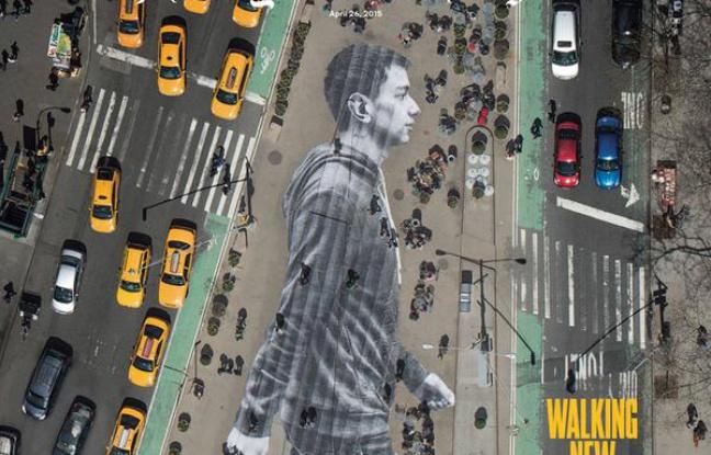 street art JR (1)