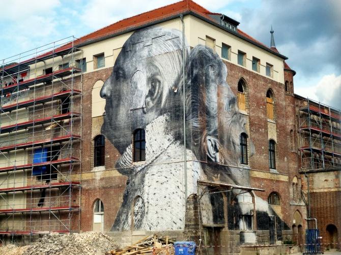 street art JR (4)