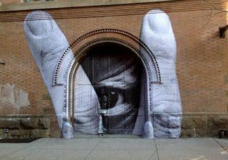 StreetArt : JR - Un artiste incontournable 1