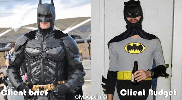 Client Brief VS Client Budget-2016-4