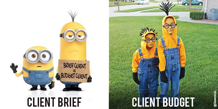 Client Brief VS Client Budget-2016-7