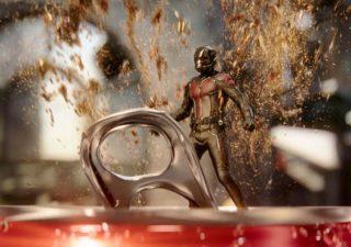 Pub 3D - Coca Cola Hulk vs Ant Man 1