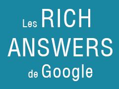 Dossier : Étude des Rich Anwsers de Google 1