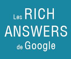 Dossier : Étude des Rich Anwsers de Google 3