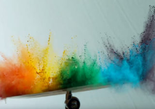 Des couleurs, une batterie et du slowmotion 1