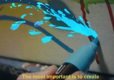 6 Miles - Motion design, street-art et graffiti 11