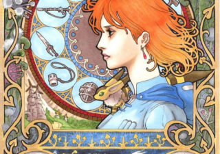 [Illustration] Les cartes en hommages aux personnages de Miyazaki 1