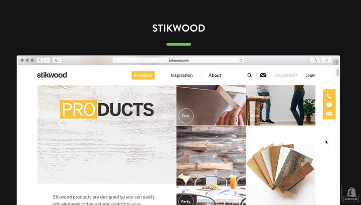 ux-stikwood