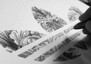 [Illustration] Les logos célèbres avec un style magnifique d'Ornement
