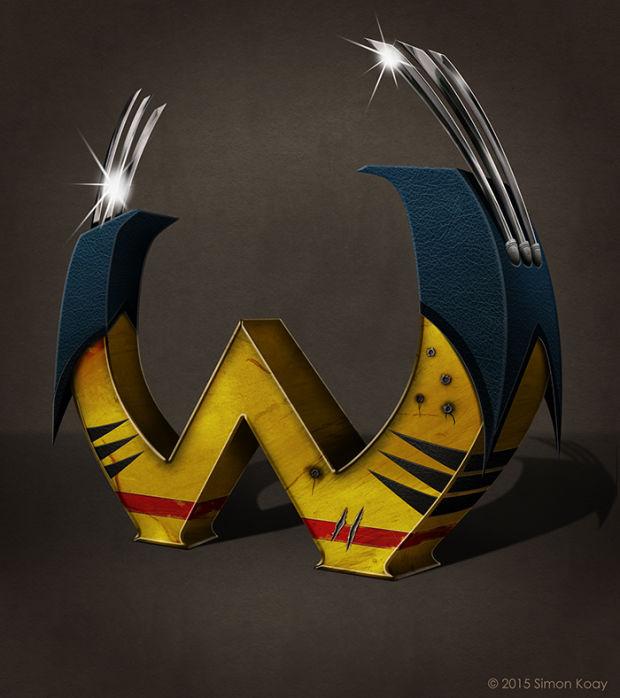 typographie-3D-superheros-17