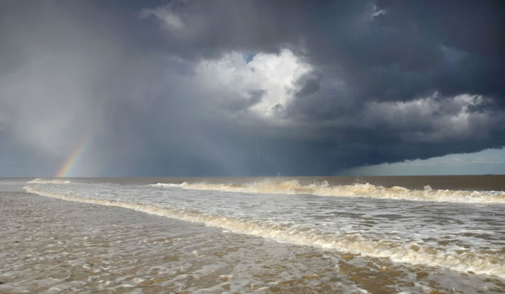 hailstorm-and-rainbow-over-the-seas-of-covehithe-by-james-bailey