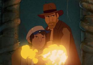 [Animation] Superbe court métrage Indiana Jones style année 90