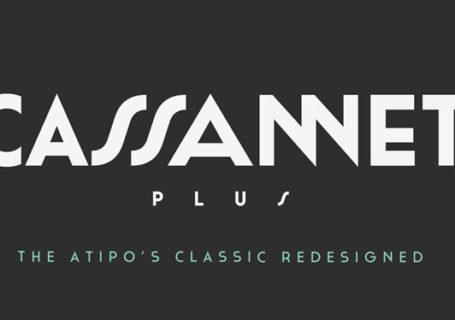 Typographie Gratuite : Cassannet plus ! 11