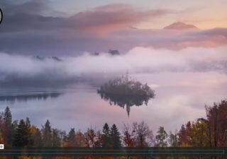Timelapse - Découvrez de superbes images de l'automne 1