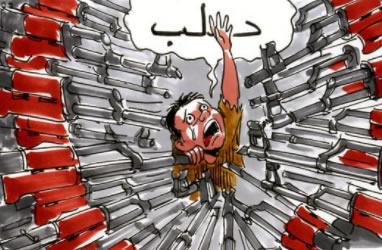 Les illustrateurs du monde se mobilisent pour dénoncer l'horreur d'Alep 5