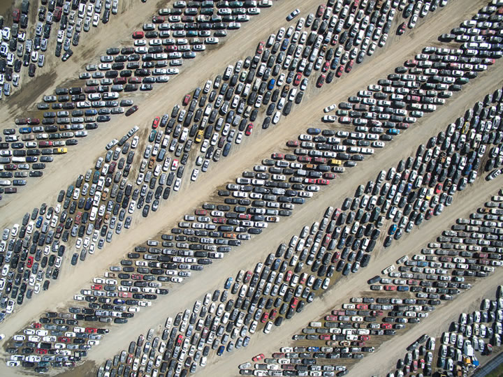 20 gagnants du World's Best Drone Photography 2016 16