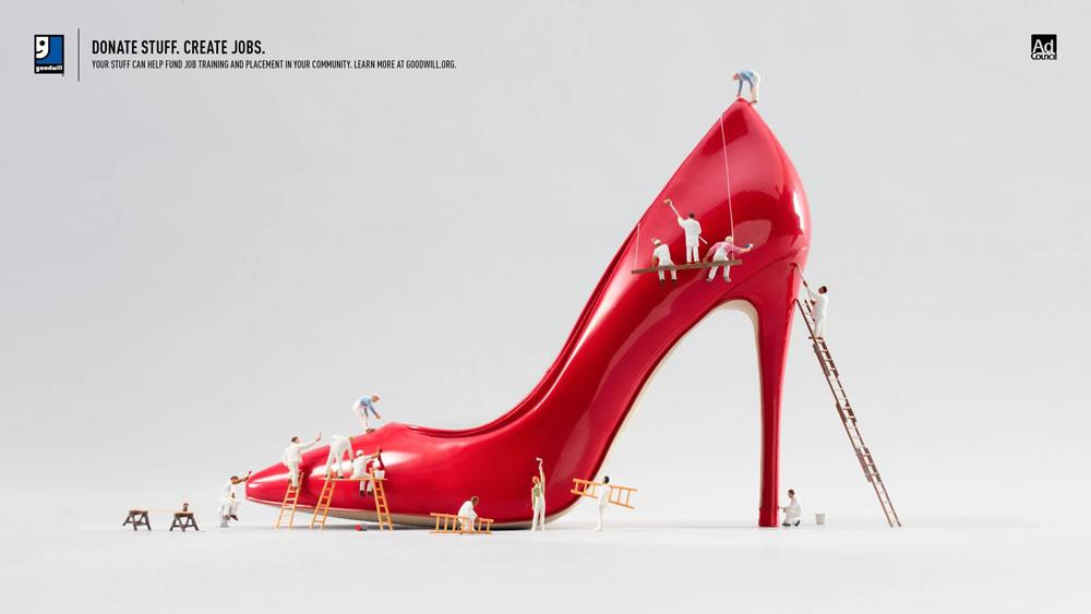 Inspiration - 80 Publicités créatives de Décembre 2016 32