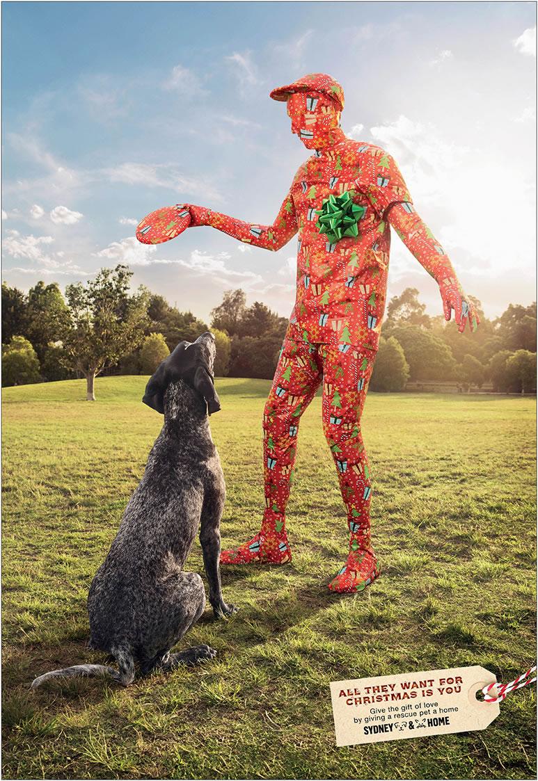 Inspiration - 80 Publicités créatives de Décembre 2016 59