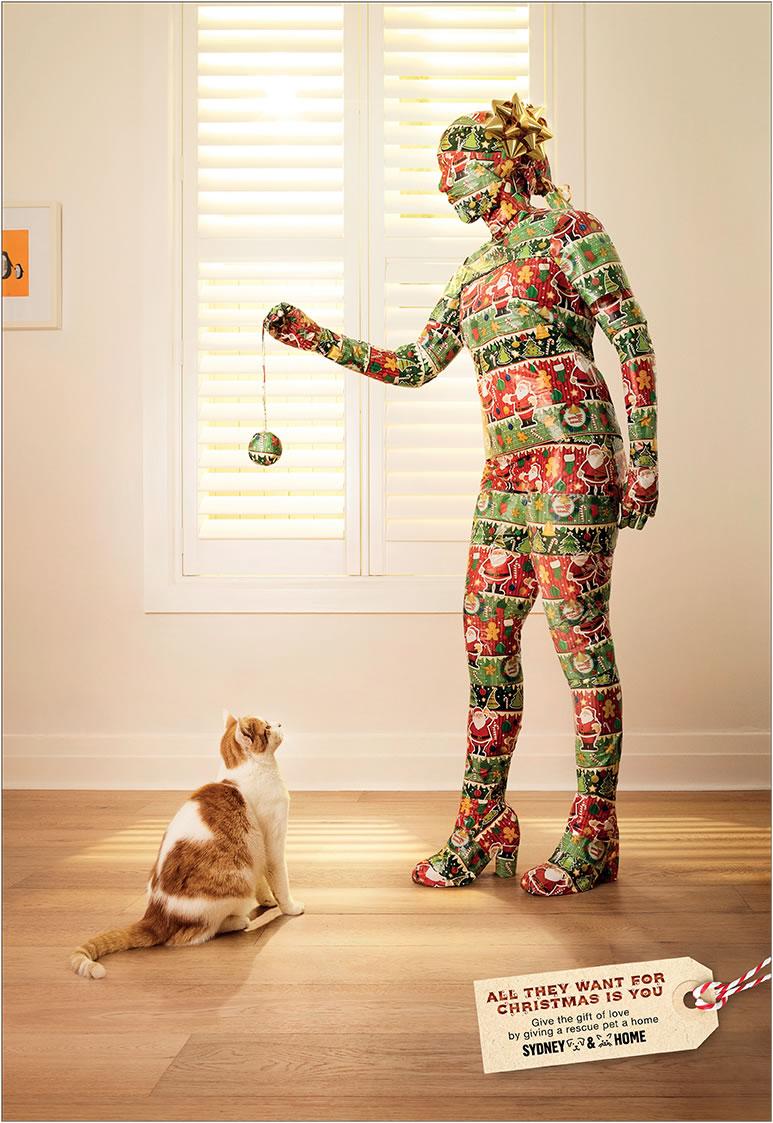 Inspiration - 80 Publicités créatives de Décembre 2016 60