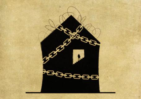 Illustrations : Maladies mentales expliquées grâce à l'architecture 9
