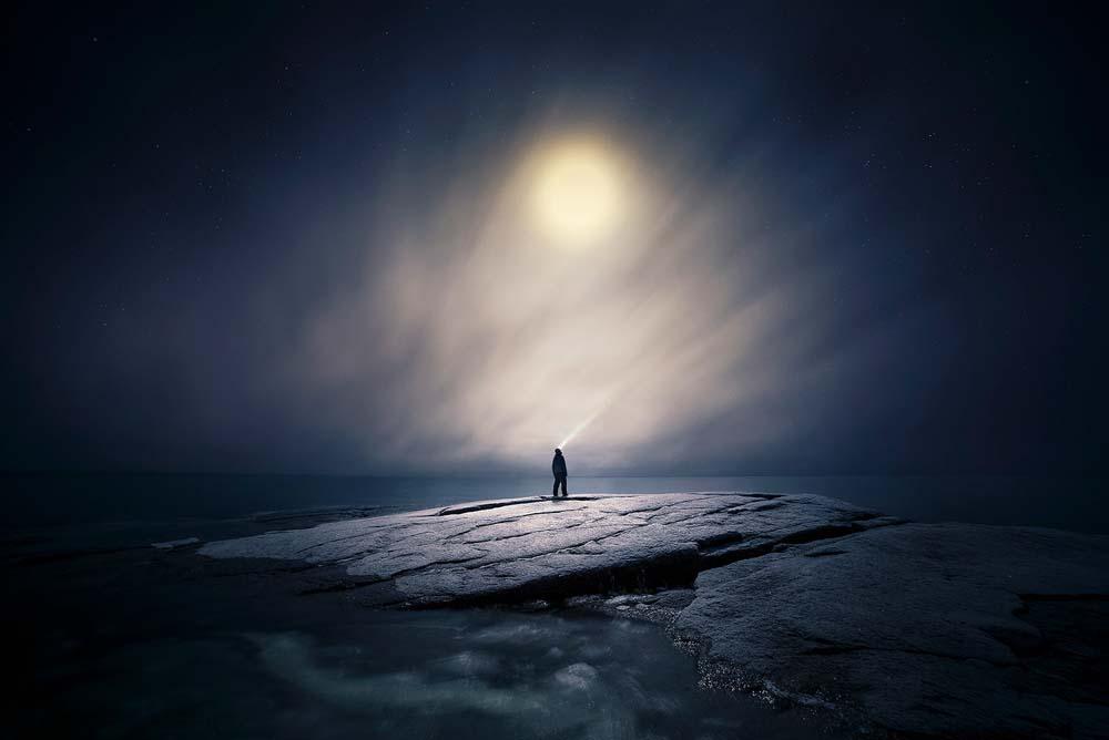 Photographies : Paysages lunaires 2