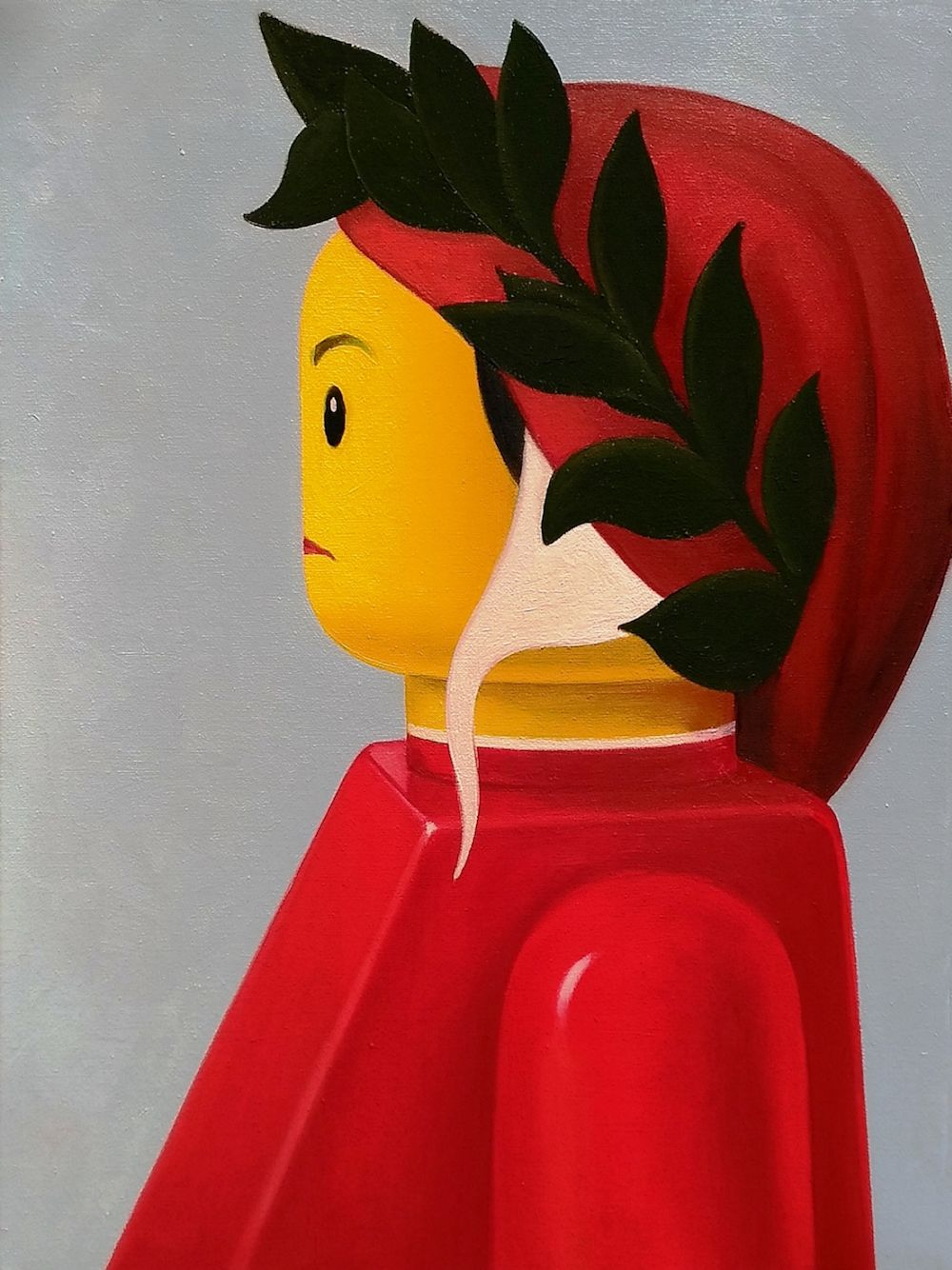 Illustrations : Des célébrités en LEGO 3
