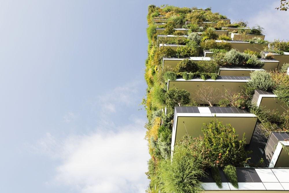 Un immeuble comme forêt verticale 3