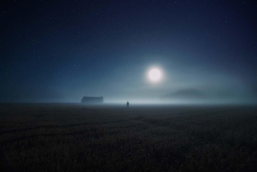 Photographies : Paysages lunaires 3