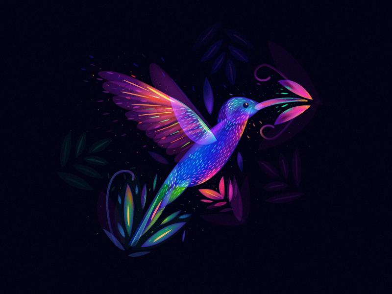 Illustrations : Magnifique art digital 4