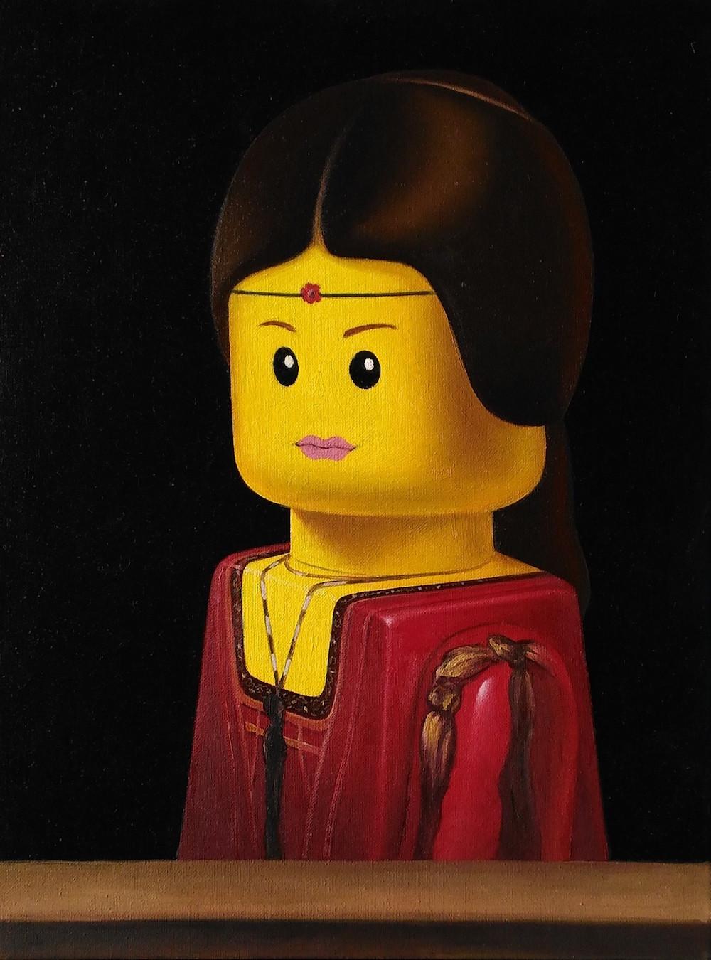 Illustrations : Des célébrités en LEGO 2