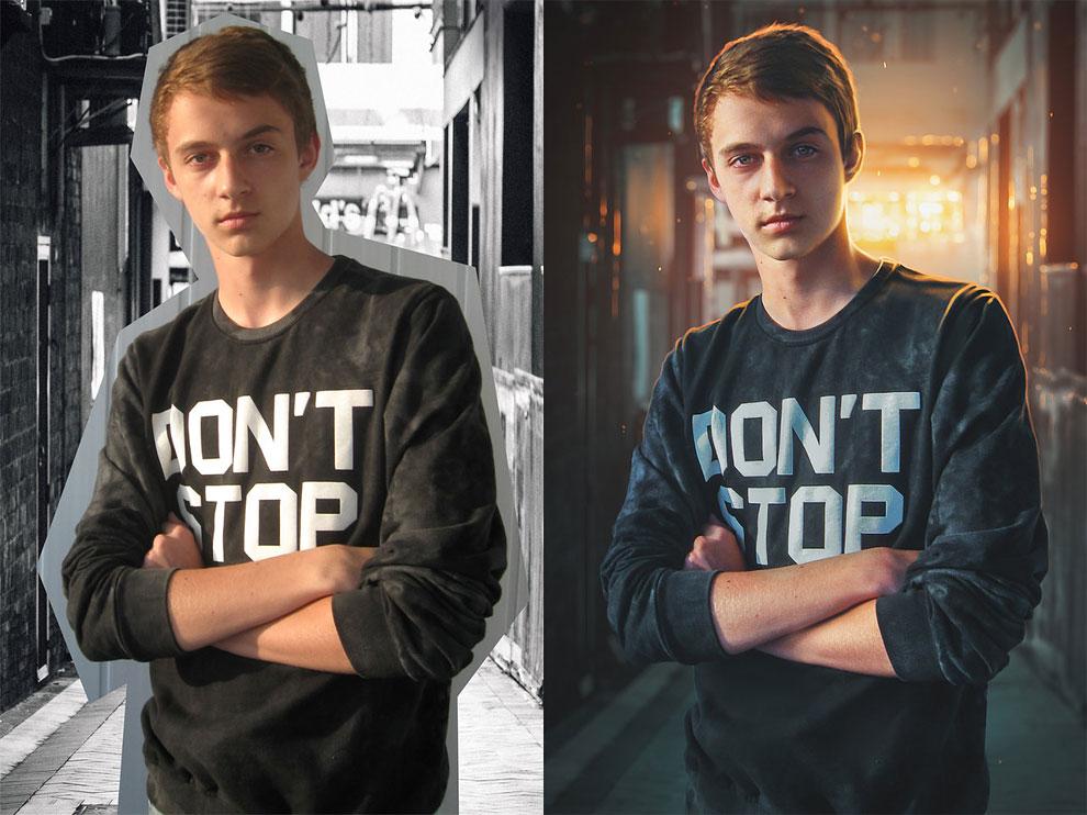 Illustrations : Découvrez le maître Photoshop 5