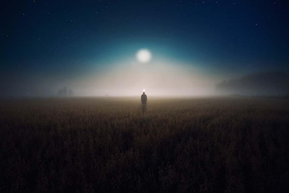 Photographies : Paysages lunaires 6