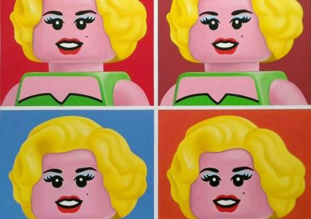 Illustrations : Des célébrités en LEGO 8