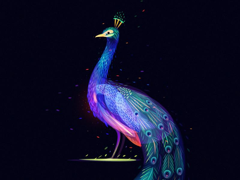 Illustrations : Magnifique art digital 10